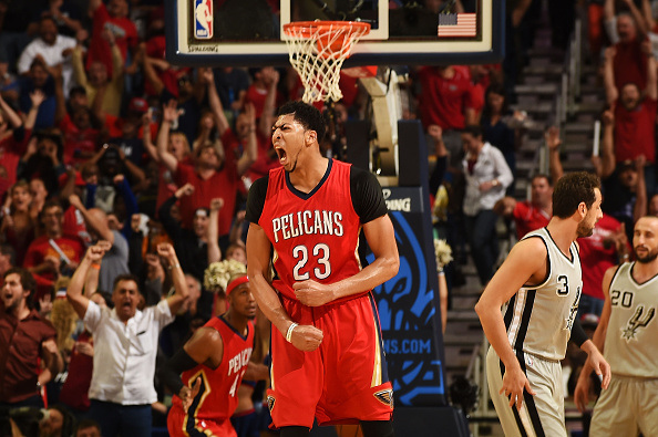 Anthony Davis trascina i Pelicans ai Playoff