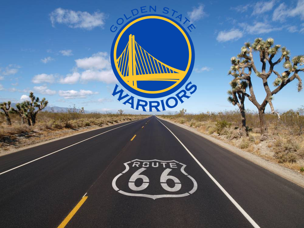 66 vittorie per i Golden State Warriors