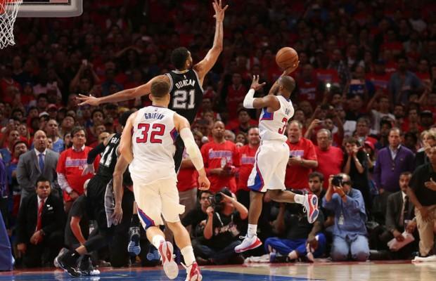 Il canestro di CP3 contro Duncan che regala il successo ai Clippers