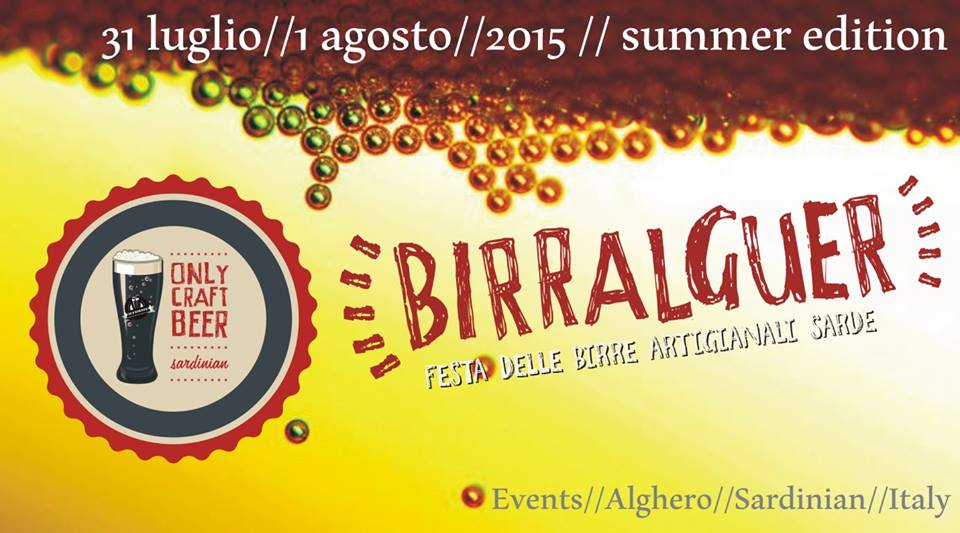 BirrAlguer 2015 – Beer Festival Summer Edition