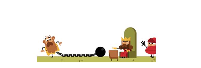 800 anni di Magna Carta. E Google le dedica un Doodle