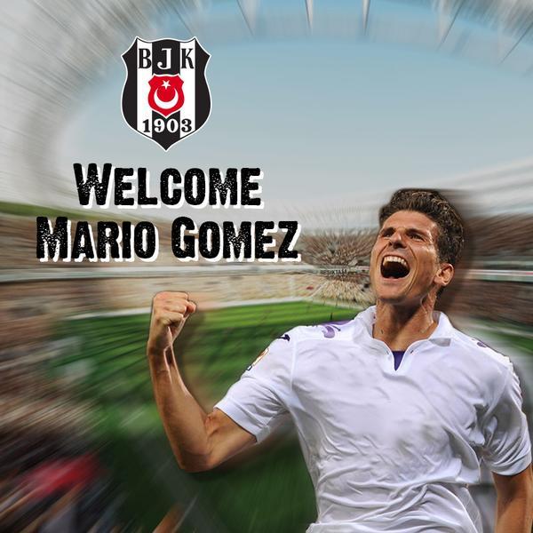 Gomez al Besiktas