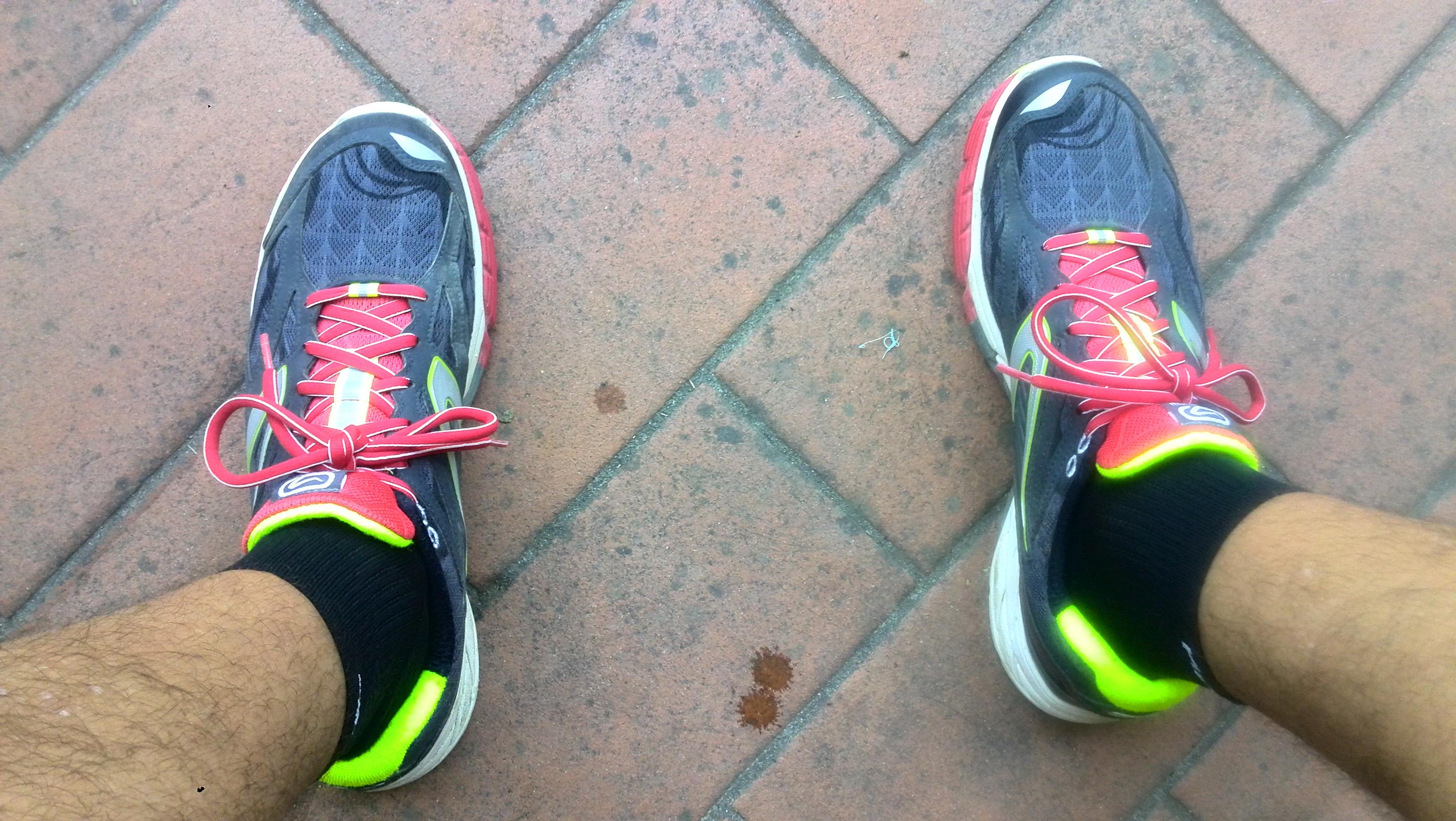 Operazione Runner n°2 - Le mie scarpe da corsa