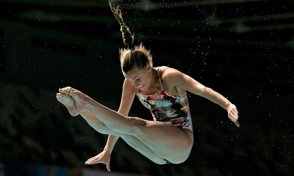 Fantastica Tania Cagnotto!!! Medaglia d'Oro nei tuffi ai Mondiali di Kazan