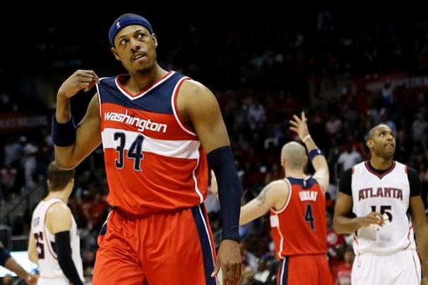 Pierce va ai Clippers