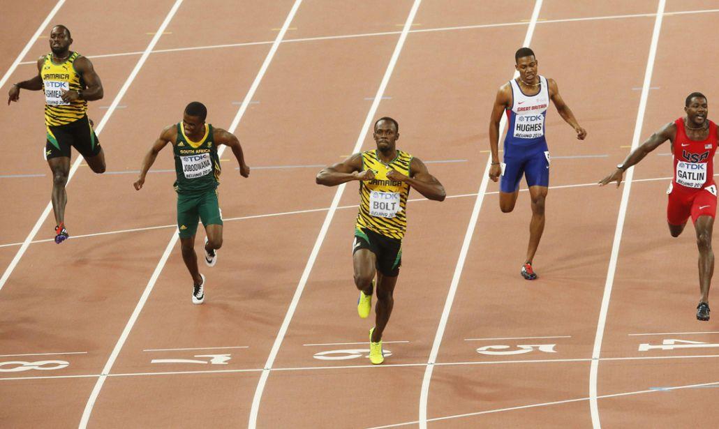 Immenso Usain Bolt! E' ancora il Re sui 200 metri!