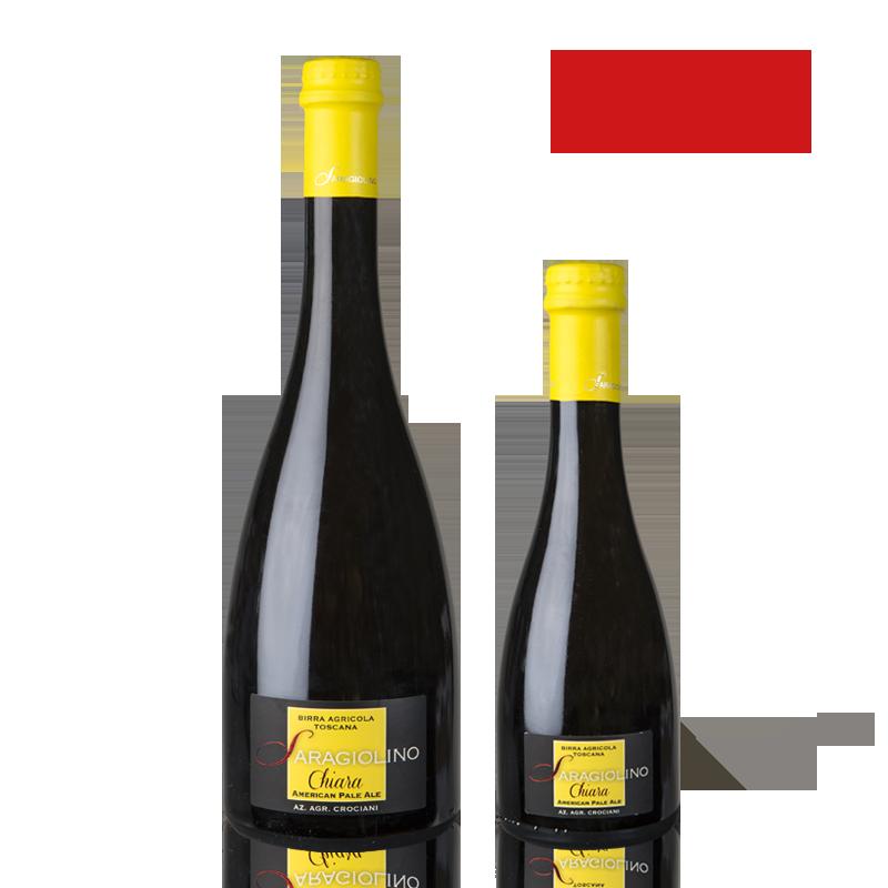 Birrificio Saragiolino - Birra Chiara