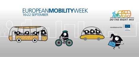 Settimana Europea della Mobilità Sostenibile 2015