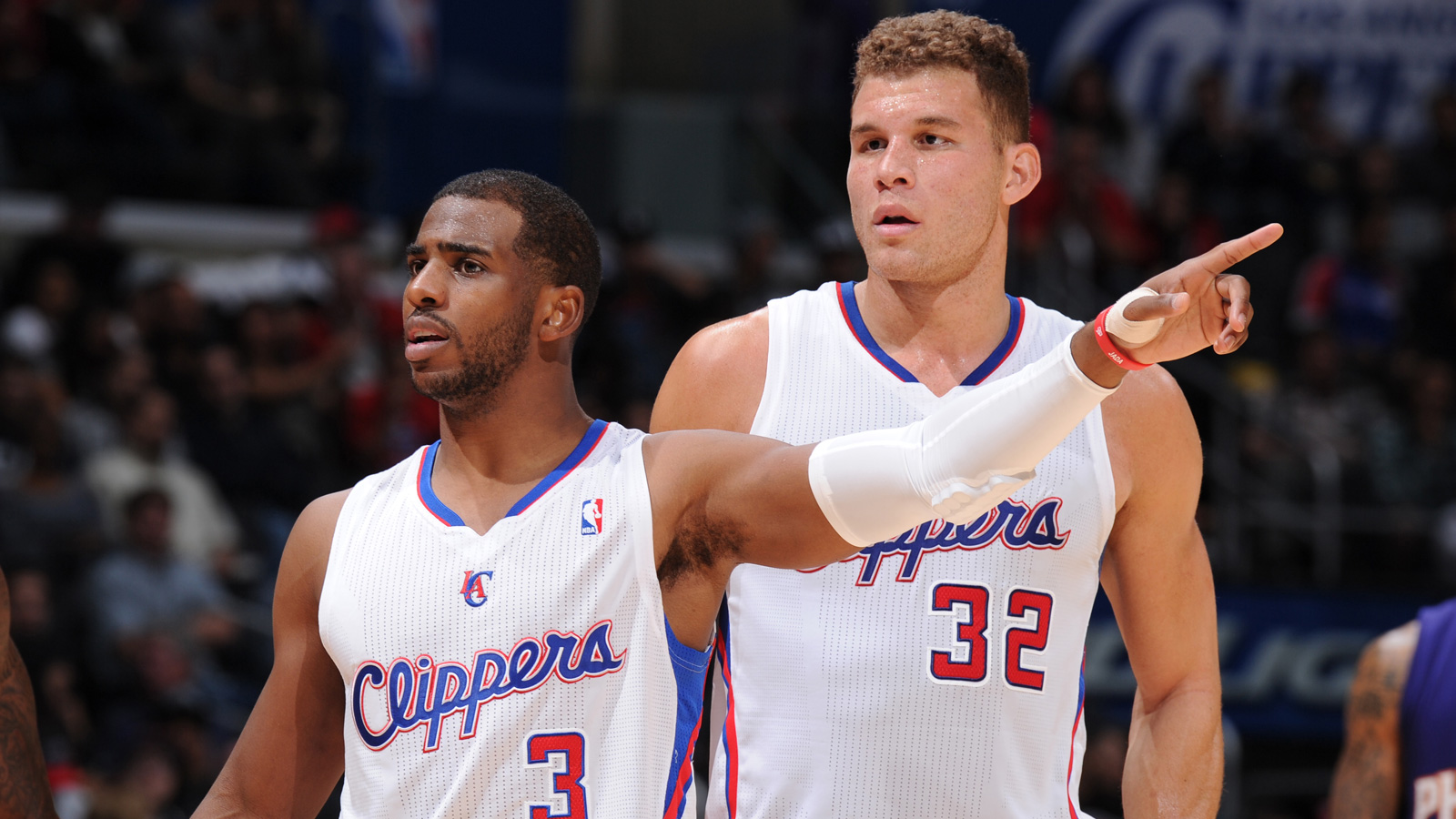 Chris Paul e Blake Griffin