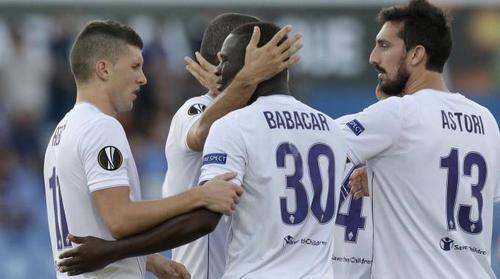 Belenenses-Fiorentina 0-4