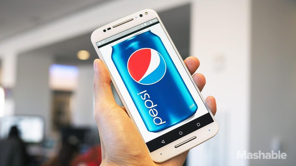 In attesa del Pepsi P1 smartphone Android