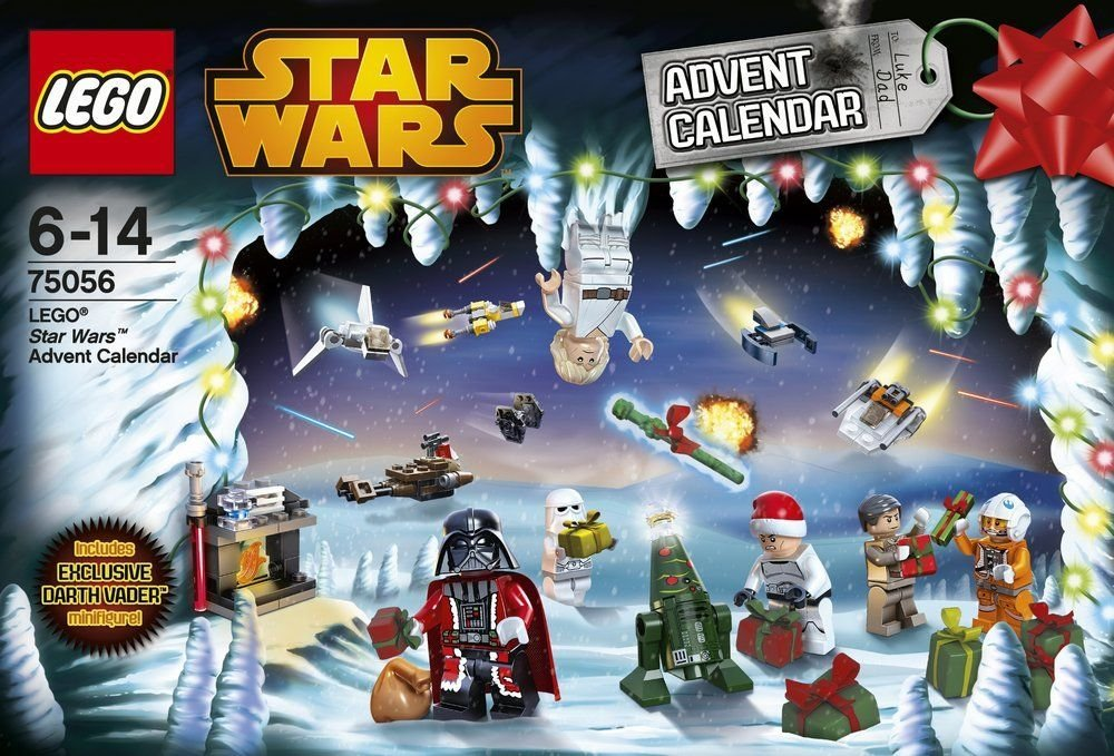Calendario dell'Avvento 2014 delle Lego Star Wars