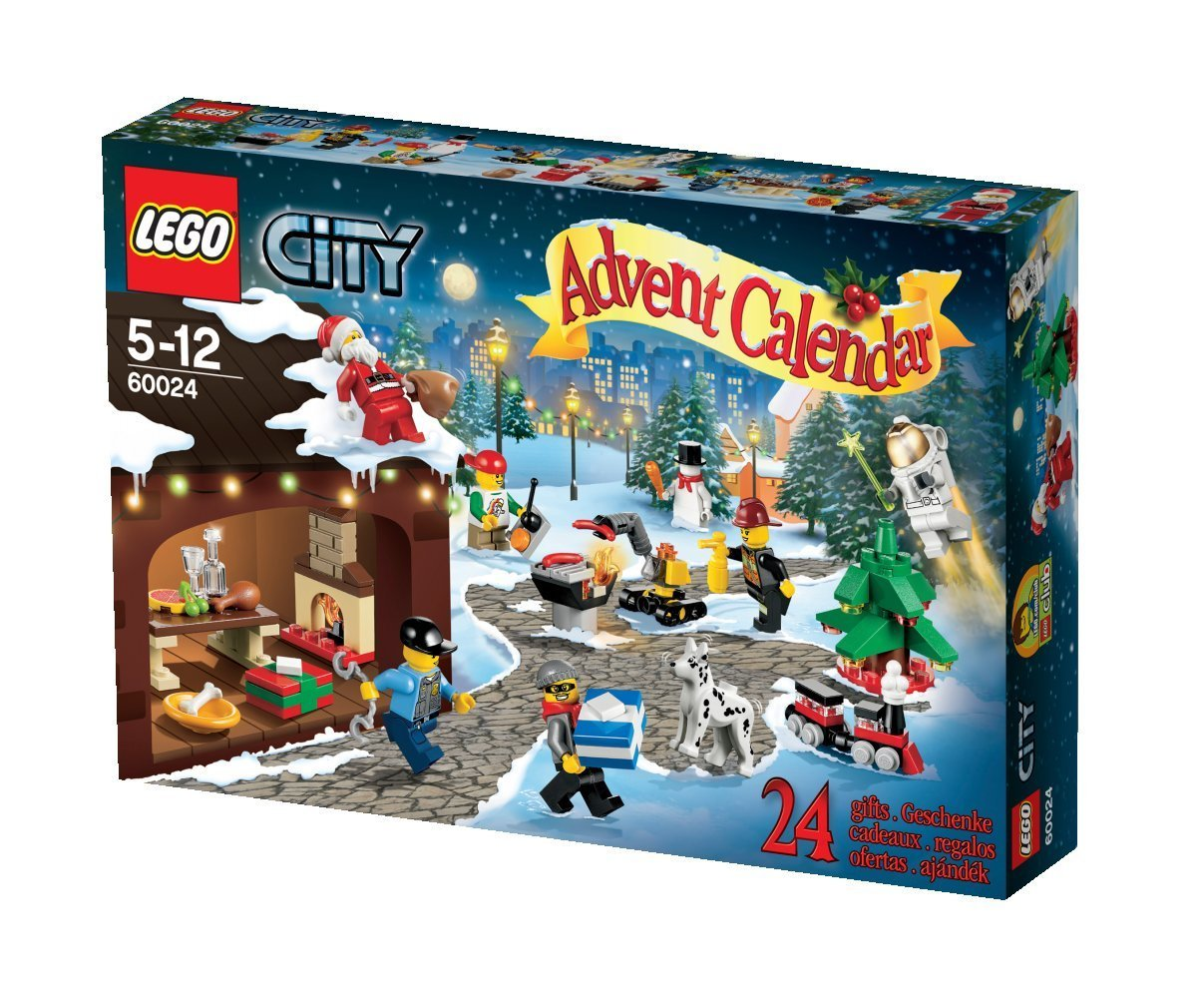 Calendario dell'Avvento Lego City Town