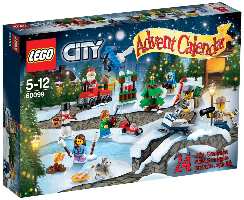 Calendario dell'Avvento della serie Lego City Town