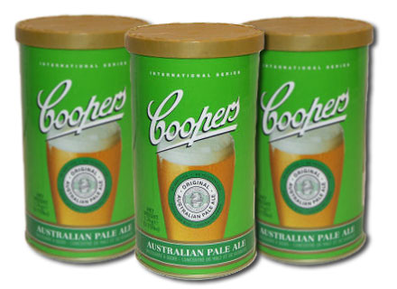 Birra Coopers: Australian Pale Ale