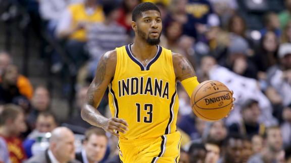 Paul George di nuovo al top!