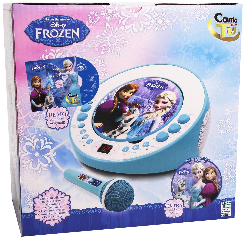 Canta Tu di Frozen