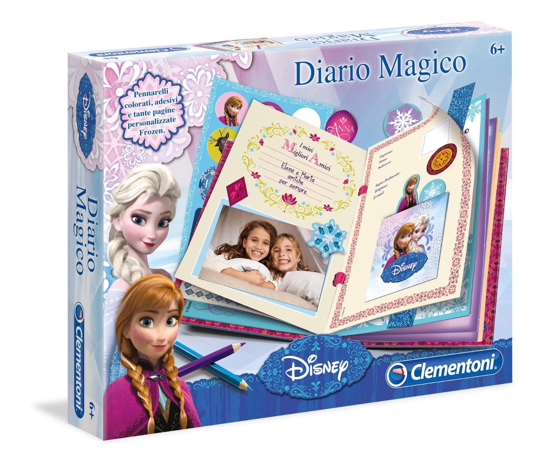 Diario Magico di Frozen