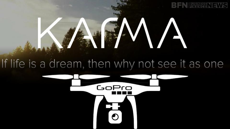 #Karma, il #drone di #GoPro arriverà nel 2016