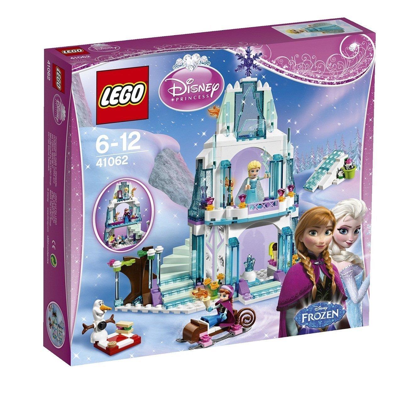 Lego Frozen: il Castello di Ghiaccio di Elsa