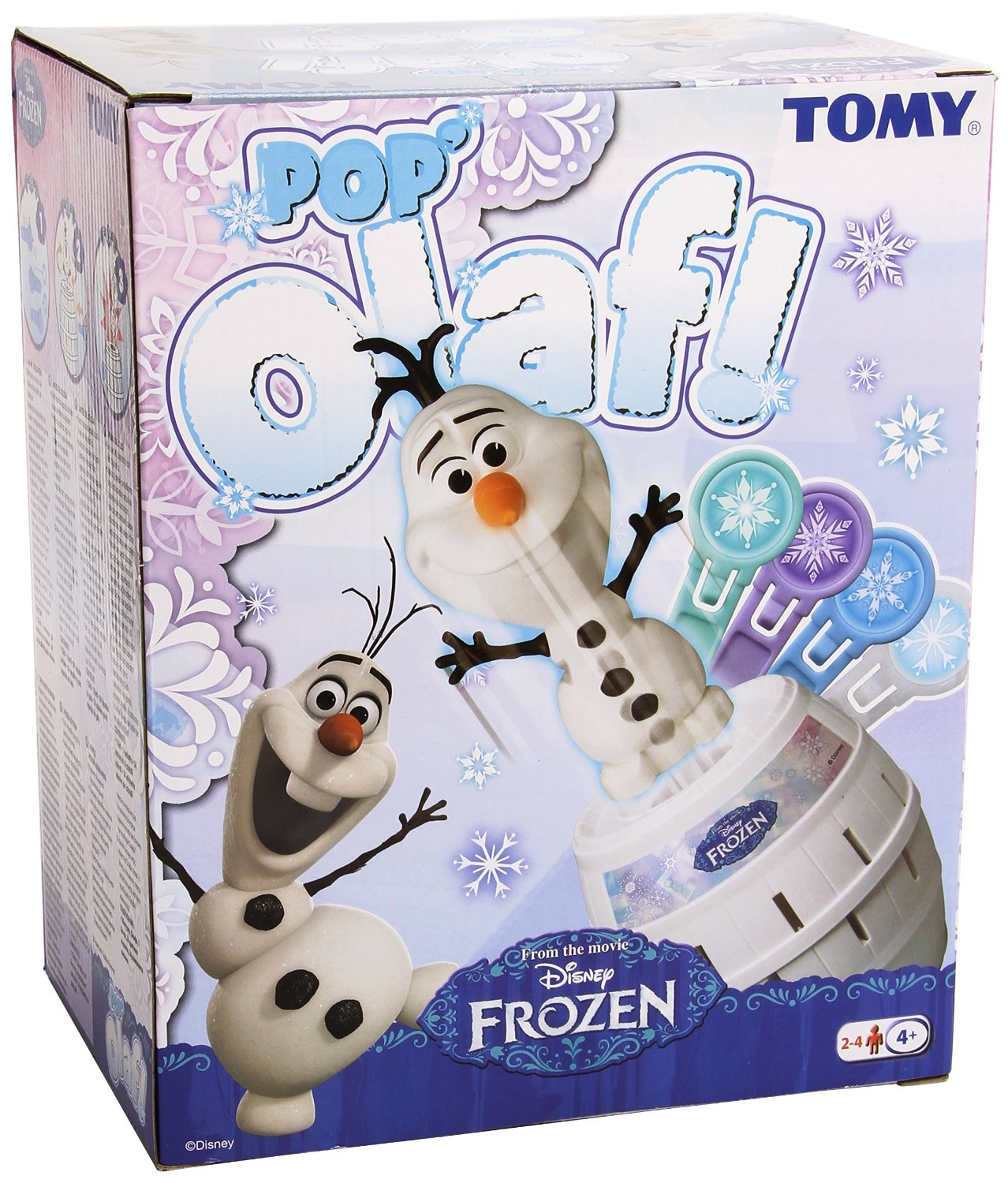 Frozen: Olaf Pop Up