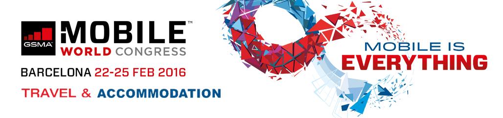 Mobile World Congress 2016: a Barcellona dal 22 al 25 Febbraio