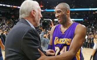 NBA: il saluto di San Antonio a Kobe Bryant