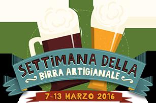 Settimana della Birra Artigianale 2016 – Dal 7 al 13 Marzo