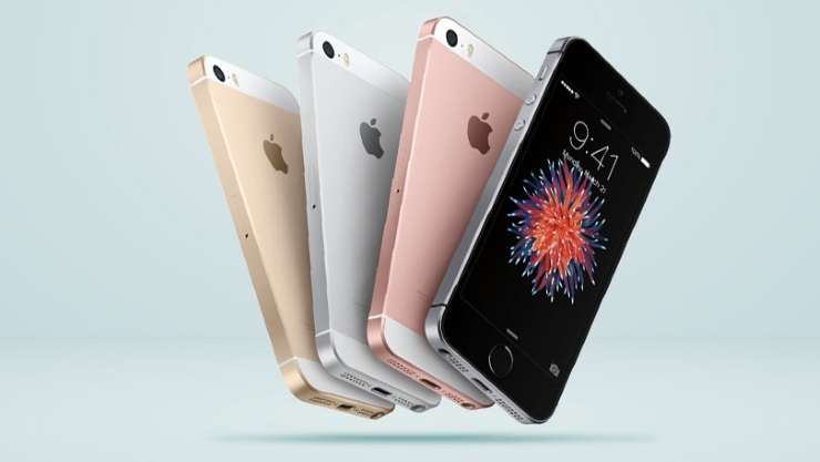 """Apple ufficializza l'iPhone SE: la tecnologia dell'iPhone 6s in soli 4"""""""
