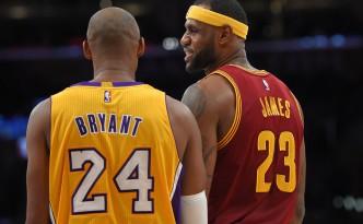 NBA: il ballo finale di Kobe Bryant contro Lebron James