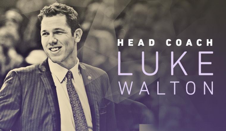Luke Walton sarà il 26° allenatore della storia dei Los Angeles Lakers