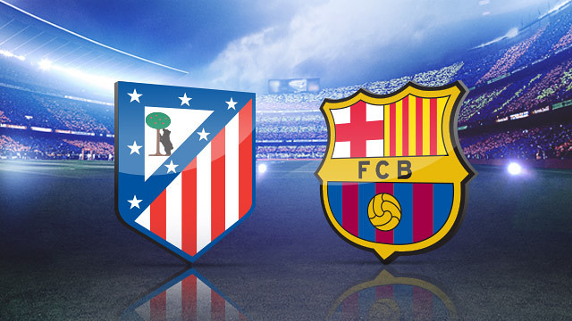 Atletico Madrid vs Barcellona