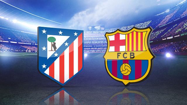 Atletico Madrid vs Barcellona