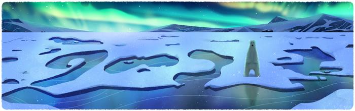 Giornata della Terra - Google Doodle