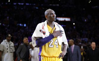 Kobe: the last dance