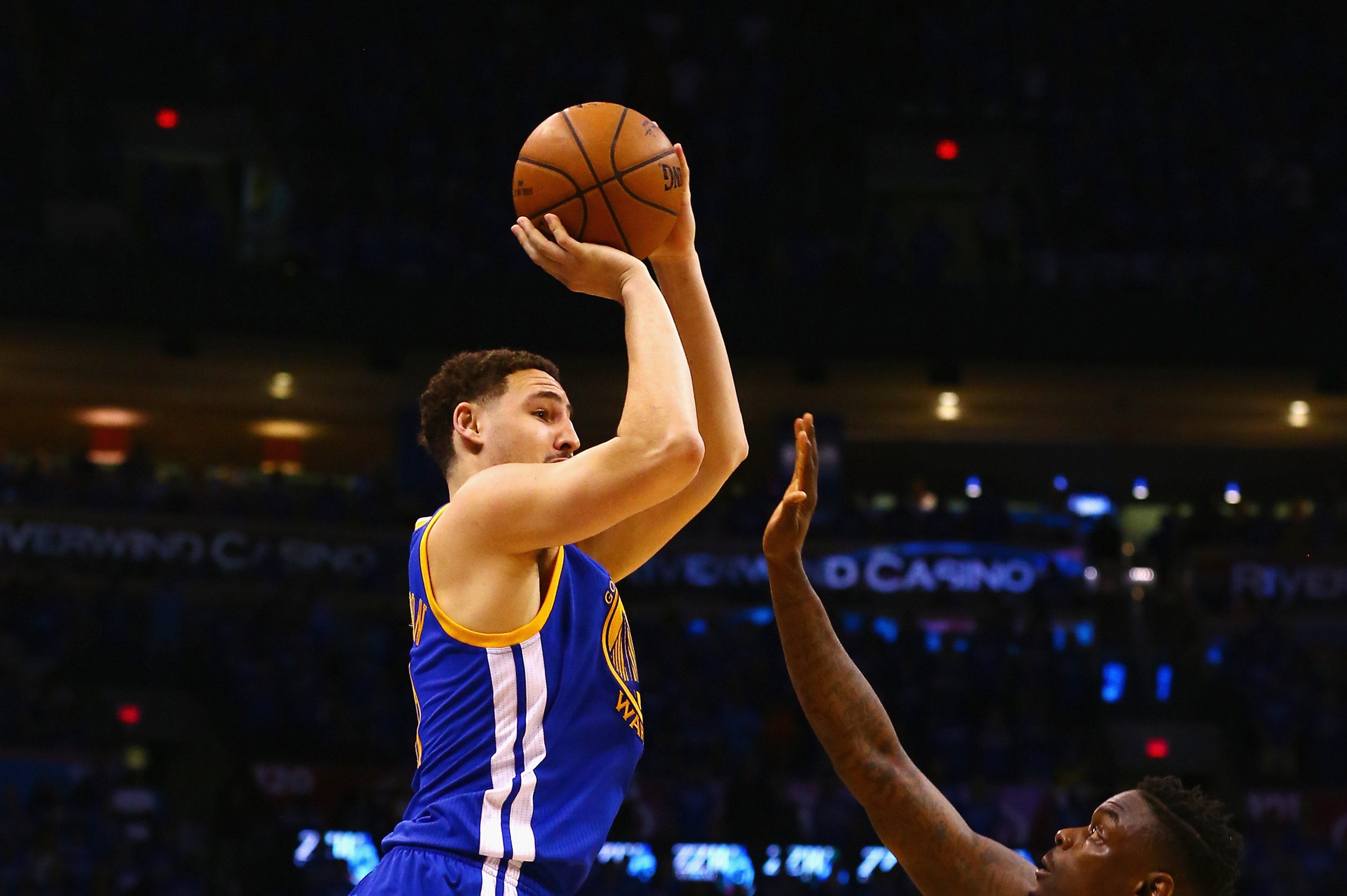 41 punti per Klay Thompson