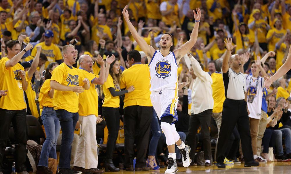 36 punti per Stephen Curry