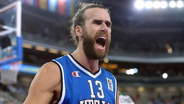 Gigi Datome, capitano azzurro