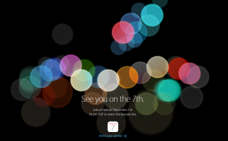 Il 7 settembre a San Francisco #Apple svelerà il nuovo iPhone 7