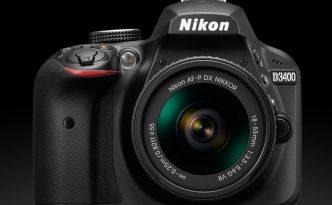Nikon D3400: la nuova reflex entry level con la condivisione immediata delle immagini tramite Bluetooth