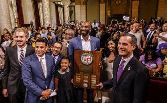 """La città di Los Angeles istituisce il """"Kobe Bryant Day"""""""