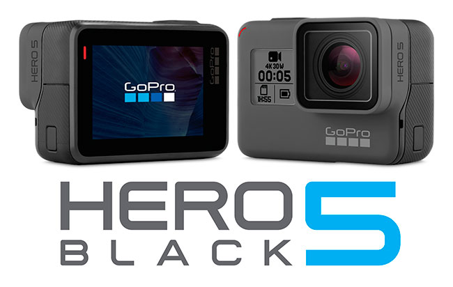 GoPro Hero5 Black: la migliore Action Cam del mercato