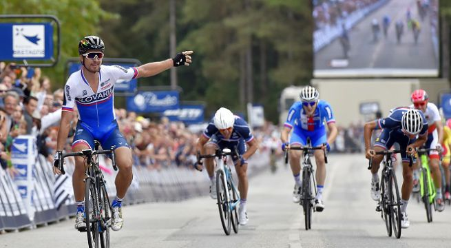 Peter Sagan è il primo campione europeo di ciclismo