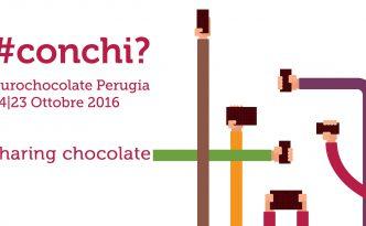 Eurochocolate 2016 a Perugia - Dal 14 al 23 ottobre 2016
