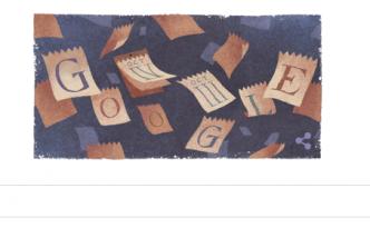 Il doodle di Google dedicato al calendario gregoriano