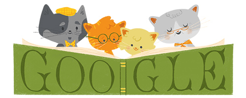 Google celebra la Festa dei Nonni con un doodle