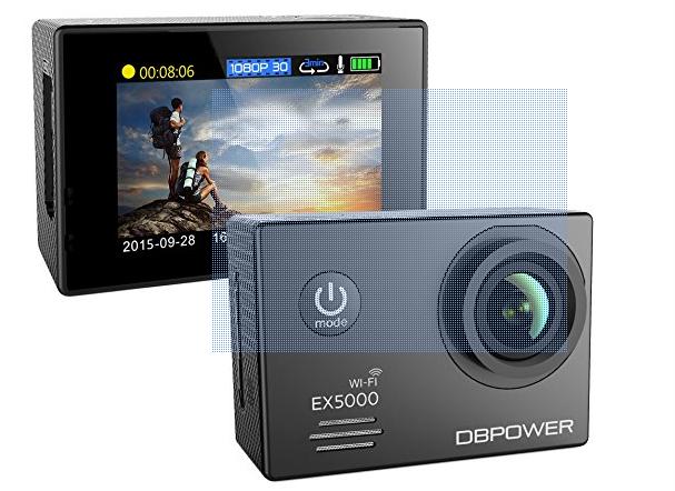 DBPOWER® EX5000