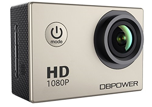 Action Camera DBPOWER® in qualità FullHD