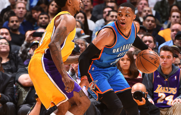 Westbrook contro Young
