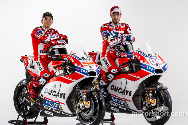MotoGP: presentata la nuova Ducati